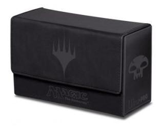 Dual Flip Box - Black