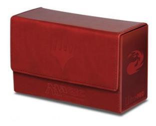 Dual Flip Box - Red