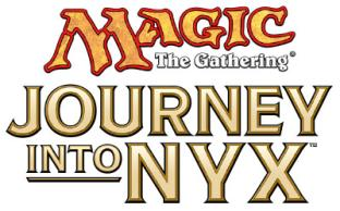 500 Assorted Journey Into Nyx Common and Uncommon Cards
