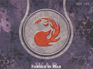 Journey into Nyx Pre Release Pack - Forged in War - RED