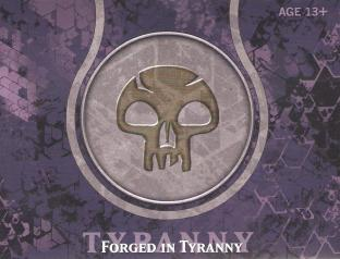 Journey into Nyx Pre Release Pack - Forged in Tyranny - BLACK