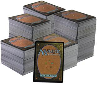 1000 Assorted Magic: The Gathering Commons