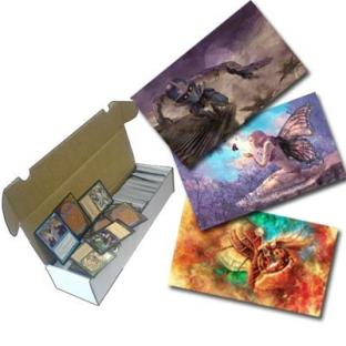 1000 Assorted Magic Cards and Free playmat