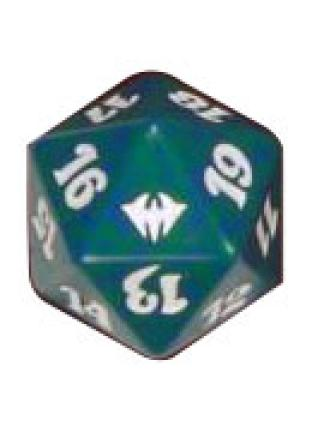 Dark Ascension Green Spindown Die
