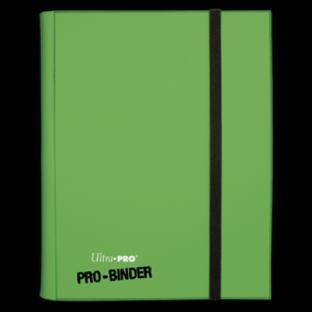 Ultra Pro Pro Binder Green