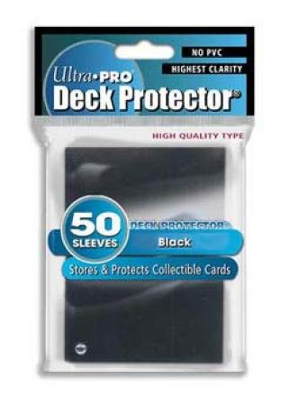 Ultra Pro Sleeves Black