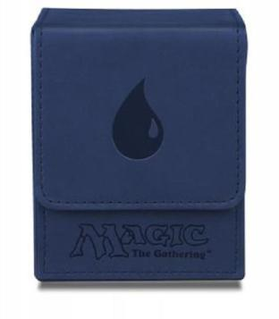 Magic Mana Flip Box - Galaxy Blue - Ultra Pro