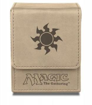 Magic Mana Flip Box - Galaxy White - Ultra Pro