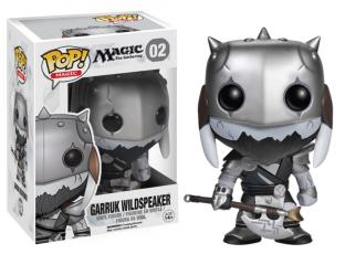 Funko Pop Games - Magic The Gathering - Garruk Wildspeaker Vinyl Figure
