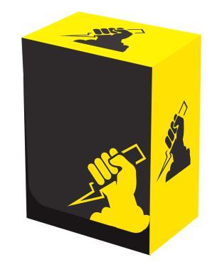 Legion Iconic Deck Box - Bolt