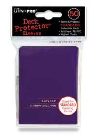 Ultra Pro Sleeves Purple