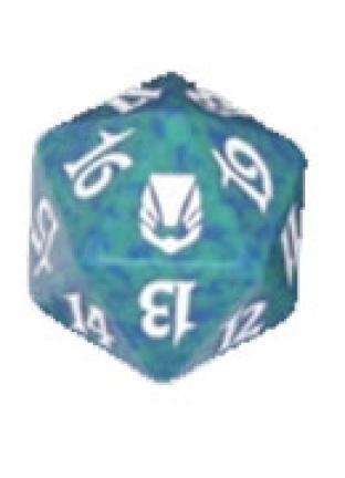 Darksteel Green Spindown Die