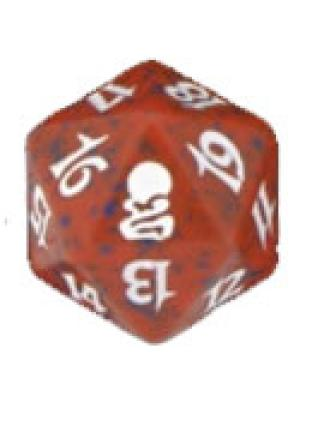 Odyssey Red Spindown Die