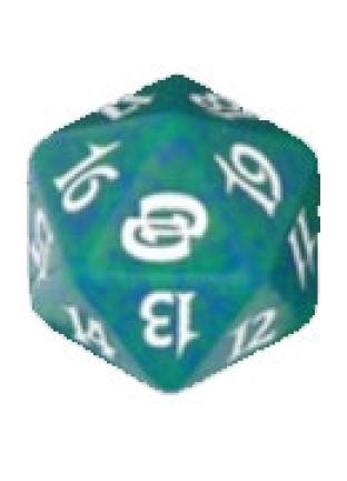 Planar Chaos Green Spindown Die