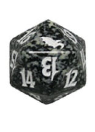 Shadowmoor Black Spindown Die