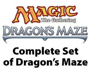 Complete Set of Dragon's Maze