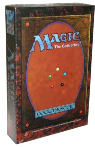 4th Edition Complete Set (NM some VF)