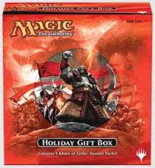 Khans of Tarkir Holiday Gift Box