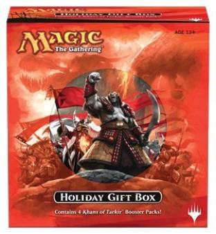 Magic the Gathering 2014 Holiday Gift Box Mtg