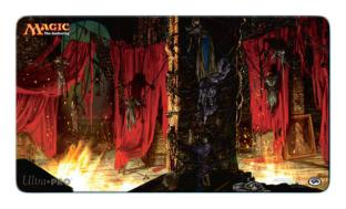 Ultra Pro - Return to Ravnica - Blood Crypt Playmat
