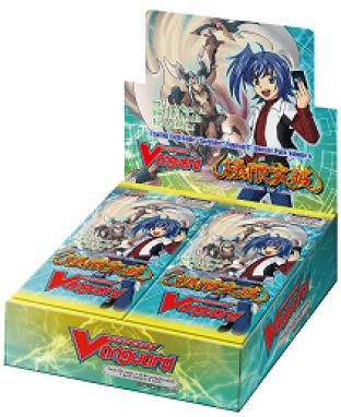 Cardfight Vanguard Breaker of Limits - Booster Box