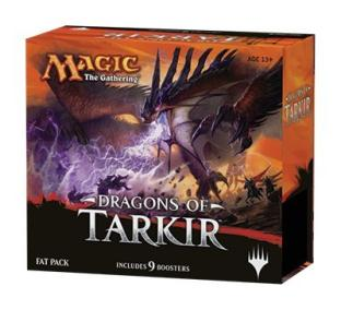 Dragons of Tarkir Fat Pack Magic the Gathering