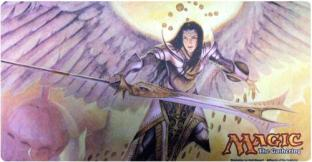 Shards of Alara Playmat - Battlegrace Angel