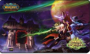 World of Warcraft Through the Dark Portal CCG Official Playmat
