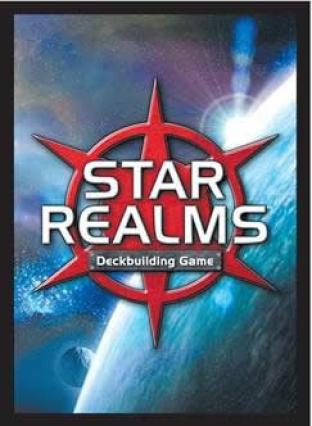 50 ct Star Realms: Card Sleeves