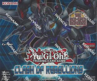 Clash of Rebellions Booster Box