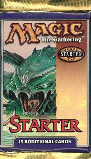 Starter Booster Pack
