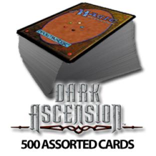 Dark Ascension - 500 Assorted Cards