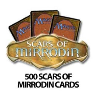 500 Scars of Mirrodin Cards MTG Magic the Gathering