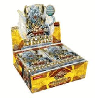 Sealed Yugioh Hidden Arsenal 2 Booster Box of 24 Packs