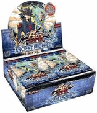 Sealed Yugioh Ancient Prophecy Booster Box of 24 Packs