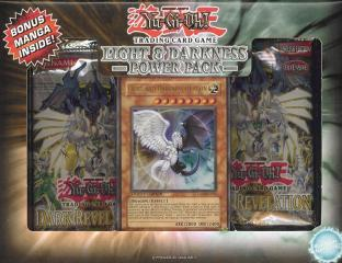 Light and Darkness Power Pack (Dragon Promo and 2 Pack of DR 4)