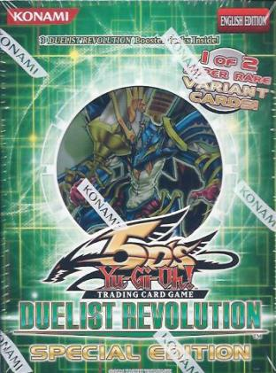 Duelist Revolution Special Edition Pack