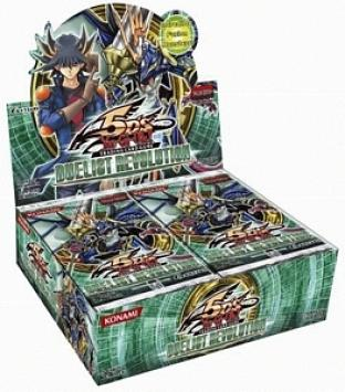 Duelist Revolution Sealed Booster Box (24 Packs)