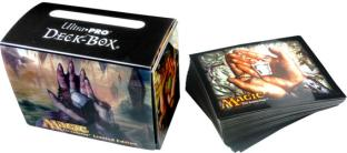 Ultra Pro Mox Diamond Deck Box w/ 80 Sleeves
