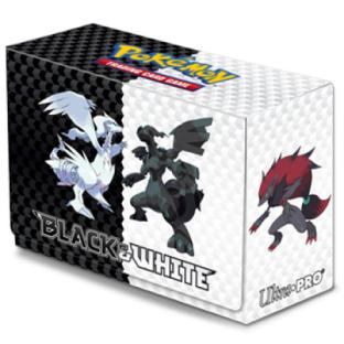 Ultra Pro - Pokemon Black and White Side Loading Deck Box