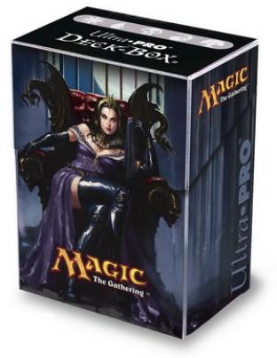 Ultra Pro - Innistrad - Liliana - Loading Deck Box