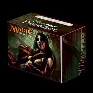 Ultra Pro - Dark Ascension - Deadly Allure Side Loading Deck Box
