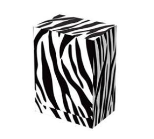 Legion Zebra Deck Box w/Divider