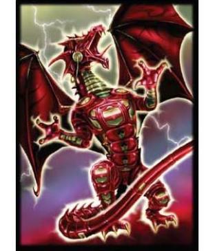 Max Protection - Robo Fury Dragon - Deck Box