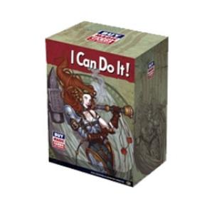 Legion Rosie I Can Do it Deck Box w/Divider