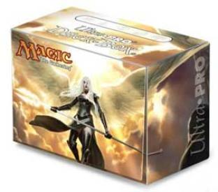 Avacyn Restored Deck Box - Avacyn, Angel of Hope (Holds 60+ Cards)