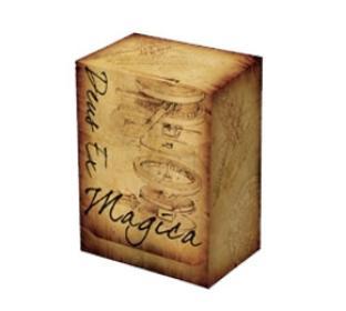 Legion Deus Ex Magica Deck Box w/Divider