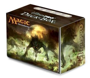 Ultra Pro - Innistrad - Moonmist - Side Loading Deck Box