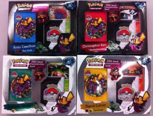 Pokemon 2011 World Championship Decks - Set of 4