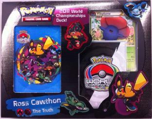 Pokemon 2011 World Championship Deck - The Truth - Ross Cawthorn